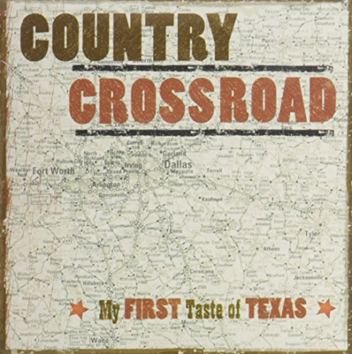 Country Crossroad: My First Taste of Texas (Dvd Brothers Gatlin)