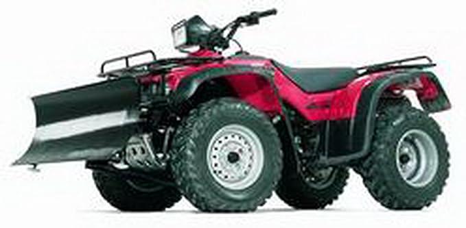 WARN ATV ProVANTAGE Center Snow Plow Mount Kit Suzuki King Quad 450//500//700//750