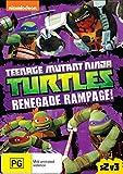 Teenage Mutant Ninja Turtles Renegade Rampage! Season 2 Volume 3 DVD