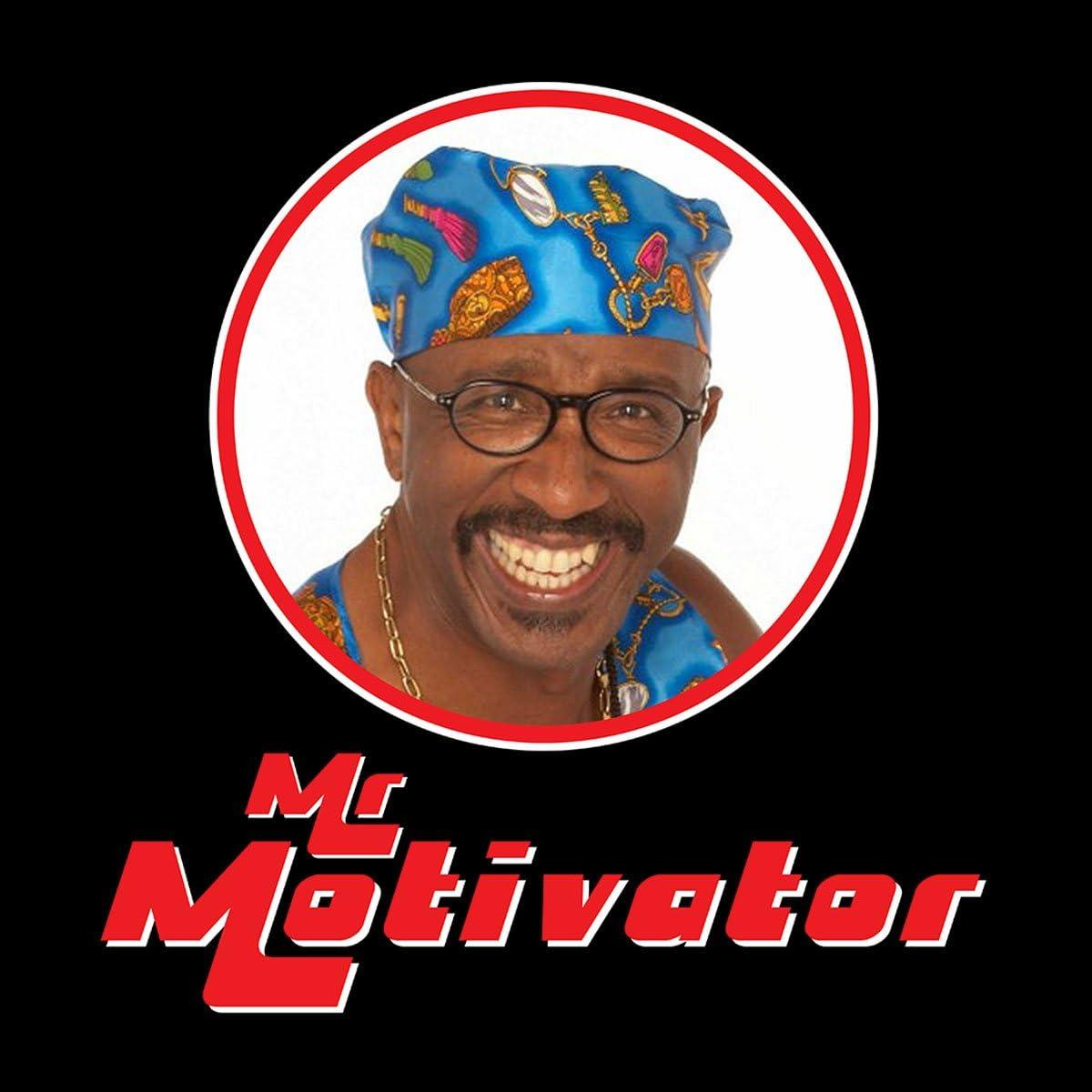 Coto7 Mr Motivator Retro Photo Frame Kids Sweatshirt