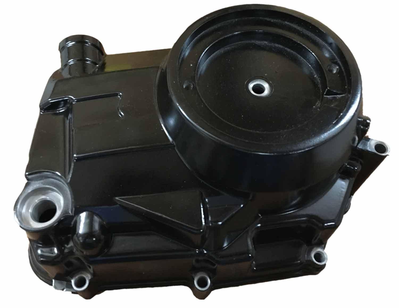 Lado derecho tapa del embrague para LIFAN 125 cc motor semiautomático: Amazon.es: Coche y moto