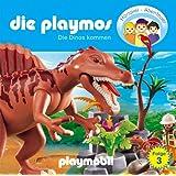 Die Playmos / Folge 03 / Die Dinos kommen