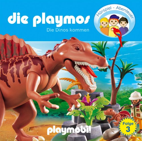 Price comparison product image Die Dinos Kommen - CD3 (Playmobil)