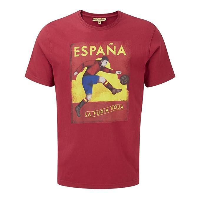 Paine (proffitt Camiseta de España, color - rojo/amarillo, tamaño ...