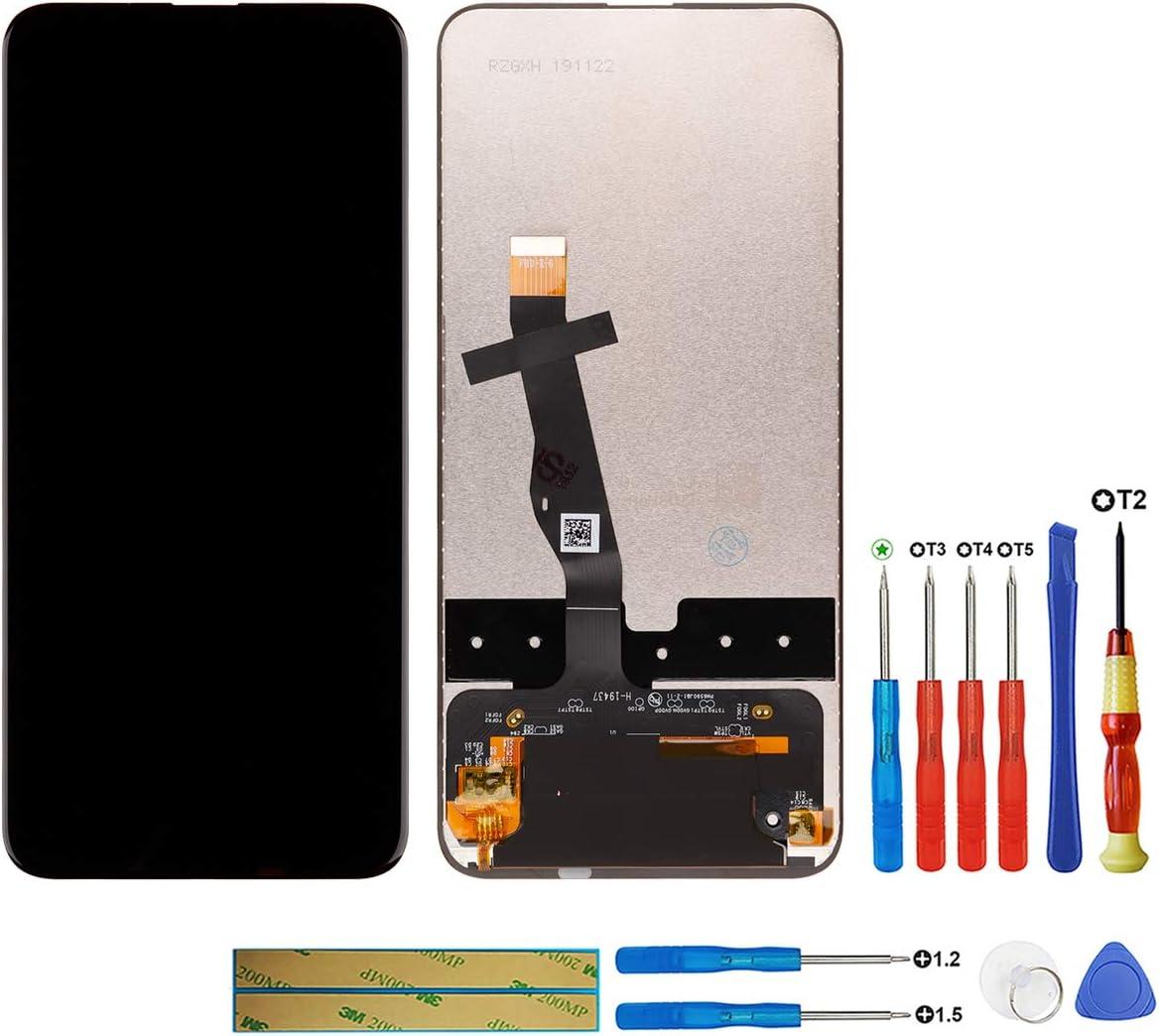Pantalla LCD compatible con Huawei Y9 Prime negro