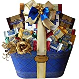 Love and Joy of Ghirardelli Chocolate Gift Basket