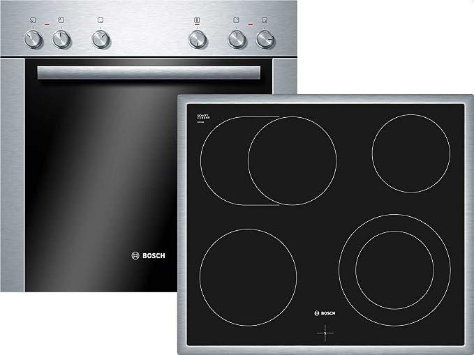 Bosch Set forno a incasso, hea20b250 + piano cottura in ...