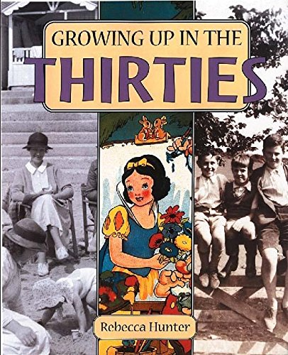 Librarika: Growing Up In The Thirties