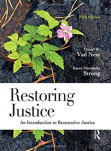 Restoring Justice (Pb)