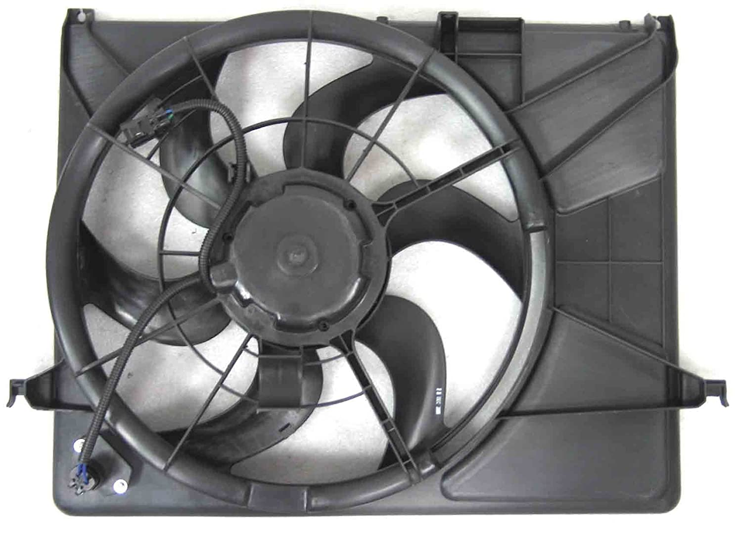 Depo 323-55021-100 Radiator Fan Assembly