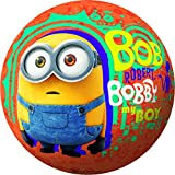 Hedstrom Minions Rubber Playground Ball, 8.5""