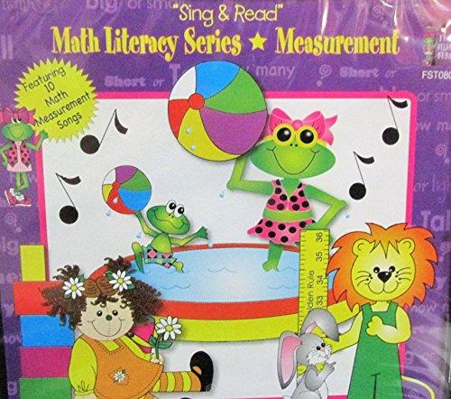Sing & Read Math Literacy Measurment Frog Street press