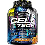 MuscleTech Cell Tech, Creatine Formula, Orange, 6 lbs (2.72kg)