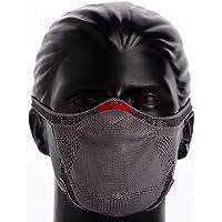 Máscara Esportiva Knit - Cinza Tamanho M, Fiber, Cinza