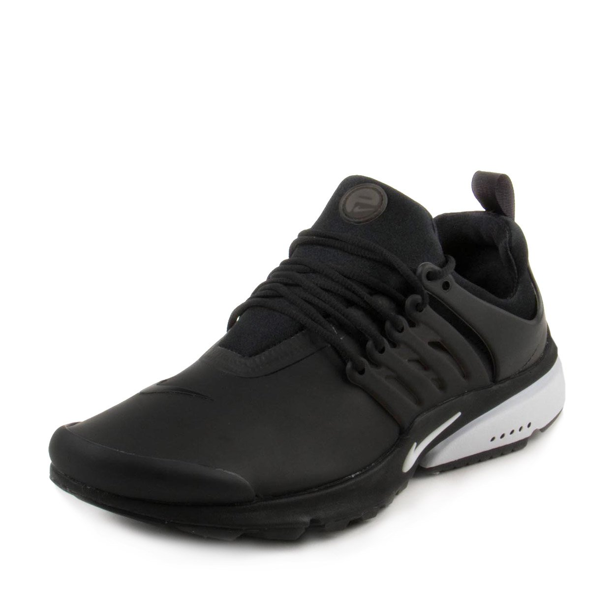 finest selection af293 75b52 Galleon - Nike Mens Air Presto Low Utility Black White Running Shoe 11 Men  US