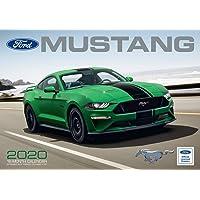 Ford Mustang 2020: 16-Month Calendar - September 2019 through December 2020