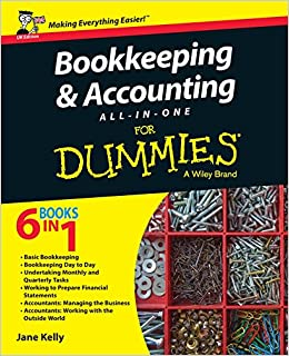 Bookkeeping and Accounting All-in-One