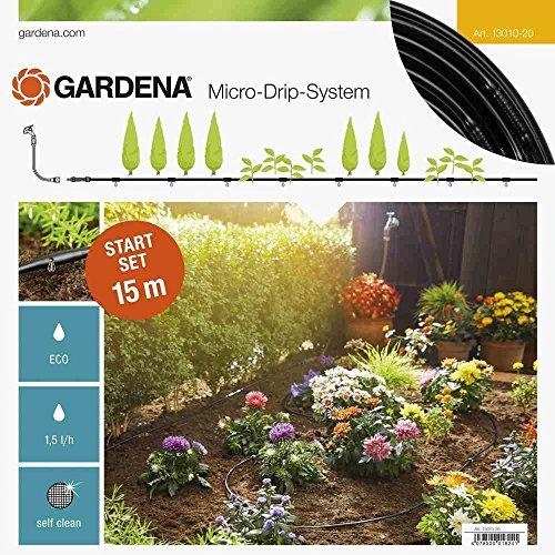 "Gardena Starter Set Planted Rows ""Micro-Drip-System"" Size S"