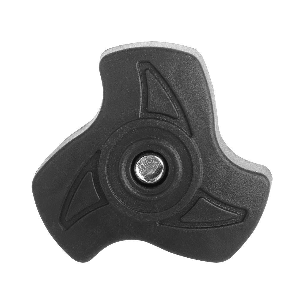 Black /& Silver JOYKK Universal-Rasenm/äher Griff Fl/ügelmutter und Bolzen Power Equipment Teil Gartenger/äte