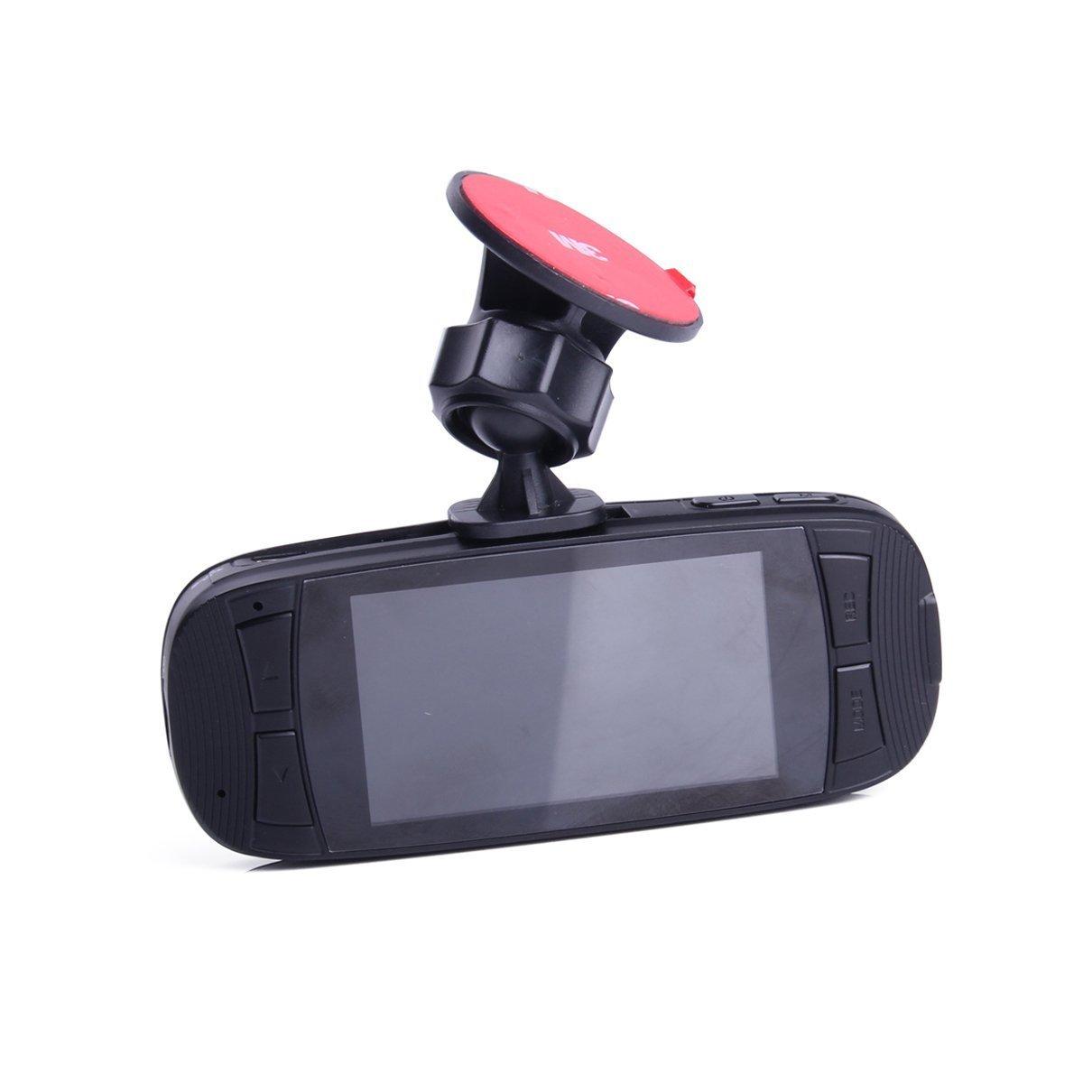 Sony IMX323 Car Dash Camera G-Sensor Capabilities G1WSGPS VIOFO G1W-S 2017 With GPS Receiver NT96650 Full 1080P HD Video /& Audio Recording Car DVR Camera Recorder