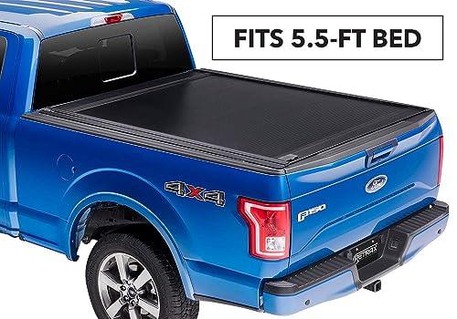 RetraxONE MX Retractable Truck Bed Tonneau Cover