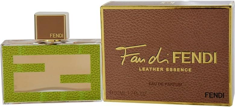 Fendi Leather Essence Eau de Parfum Spray para ella, 50 ml