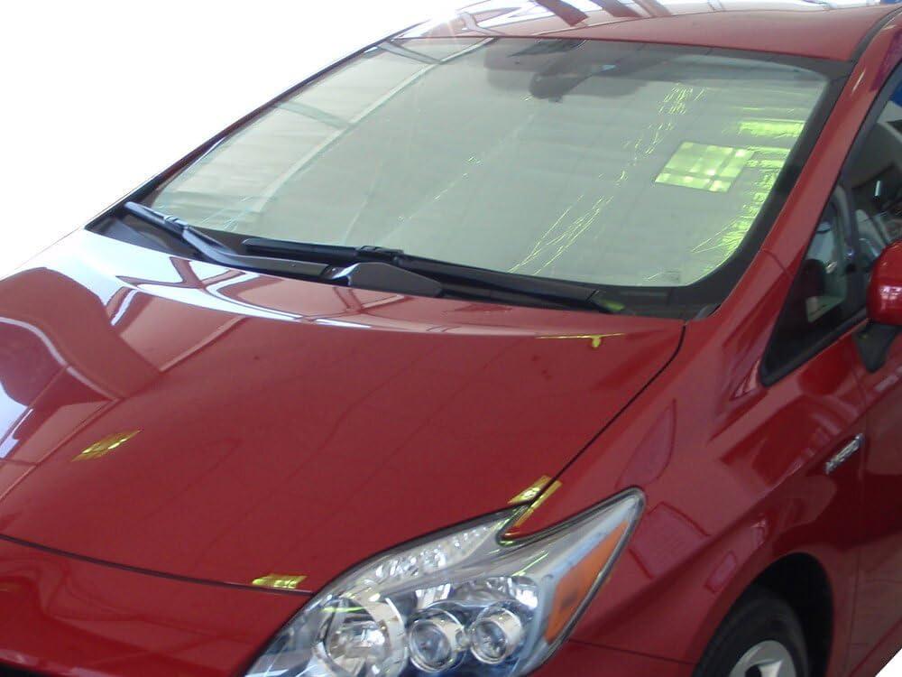 2014 Silver Series Custom-Fit for Toyota Prius Hatchback The Original Windshield Sun Shade 2013 HeatShield 2012 5D 2010 2015 2011