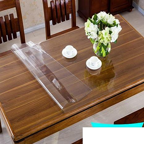 Mantel de PVC/Resistente al Agua y al Aceite/Alfombrilla de Vidrio ...