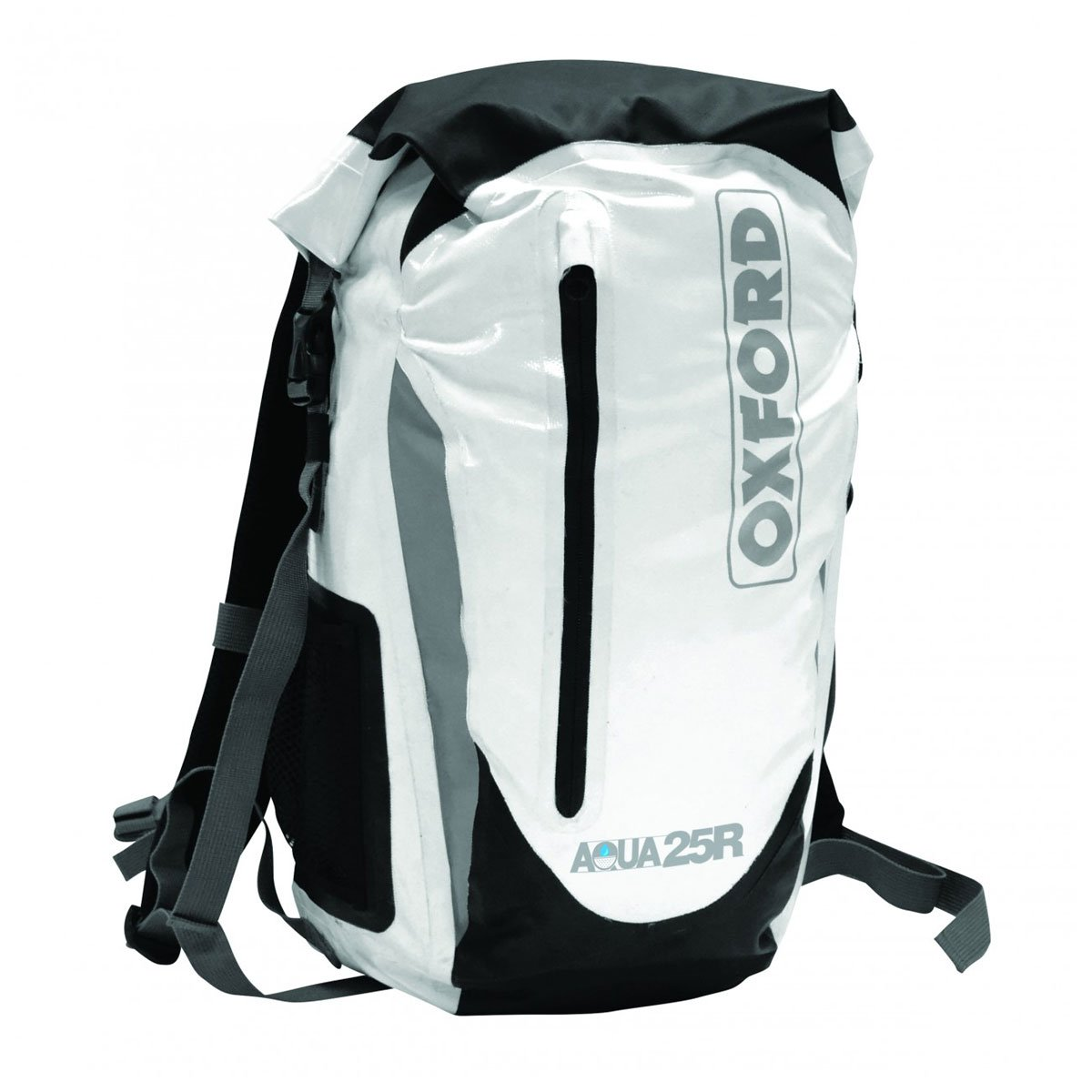 7b78b420d7 Oxford Motorcycle Aqua 25 Rucksack All Weather Waterproof Back Pack OL931   Amazon.co.uk  Sports   Outdoors