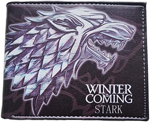 Game of Thrones Stark House Dire Wolf