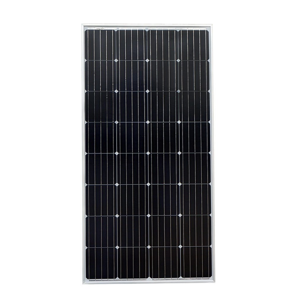 ECOWORTHY OCE 150W High -efficiency Mono Solar Panel for 12V Battery Charge Power Supply