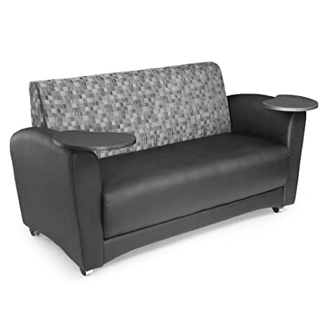 Amazon.com: InterPlay Sofa with Tablet Arms Dimensions: 61