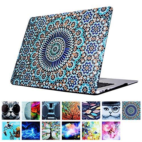 YMIX Plastic Protective MacBook Kaleidoscope