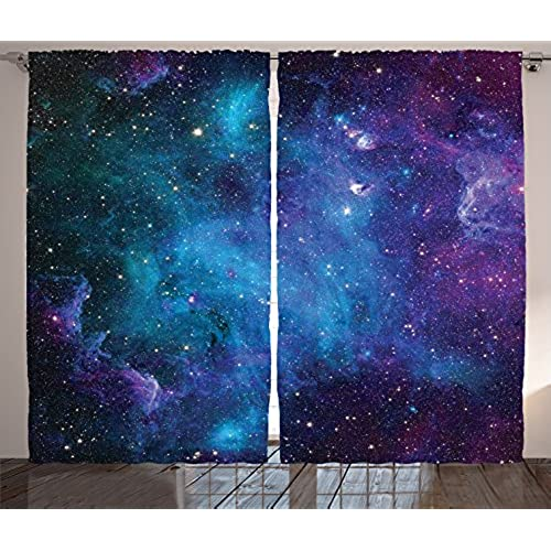 galaxy room decor