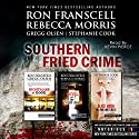 Southern Fried Crime: Notorious USA Set (Texas, Louisiana, Mississippi) Audiobook by Gregg Olsen, Stephanie Cook, Ron Franscell, Rebecca Morris Narrated by Kevin Pierce