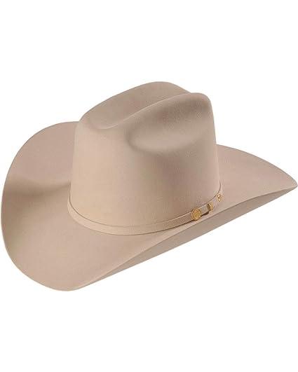 0c1050a2159 Stetson mens el presidente fur felt western hat silverbelly jpg 425x531 Gus  custom cowboy hat 100x