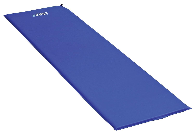 Unisex Azul Lichfield SMMSIMAT Estera Auto-Hinchable para Acampar 180 x 51 x 3 cm Scuba Blue