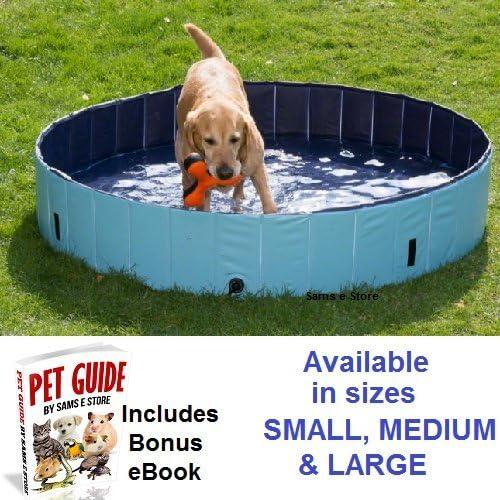 Perro piscina para niños portátil jardín al aire libre piscina ...