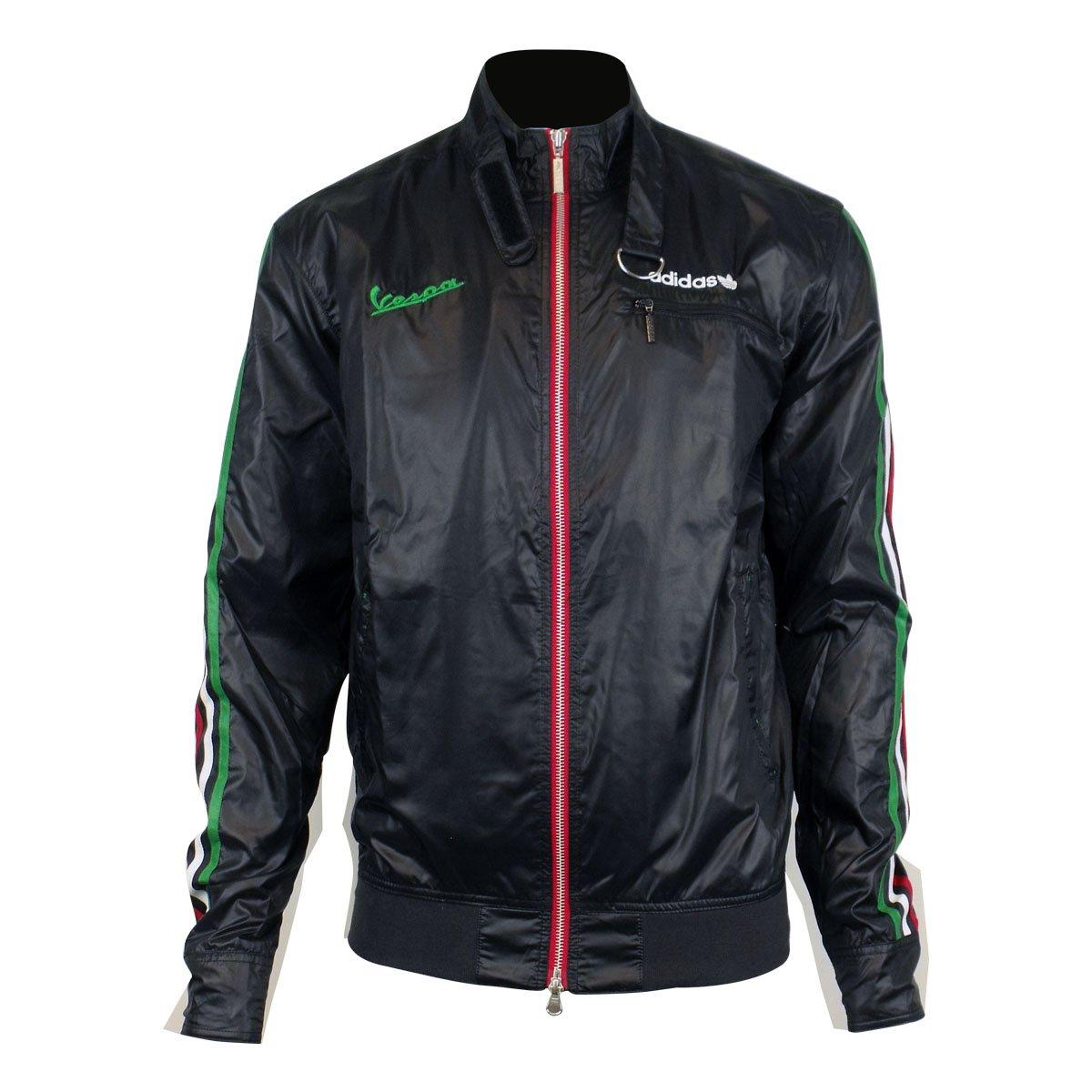 Para hombre Adidas Originals Vespa conducción chaqueta Retro ...