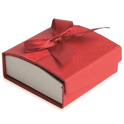 Estuche o caja de regalo para pendientes o joyas, diseño con ...