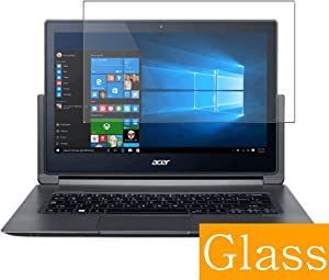 "Synvy Tempered Glass Screen Protector for Acer Aspire R7-371T / R7-372T 13.3"" Visible Area 9H Protective Screen Film Protectors (Not Full Coverage)"