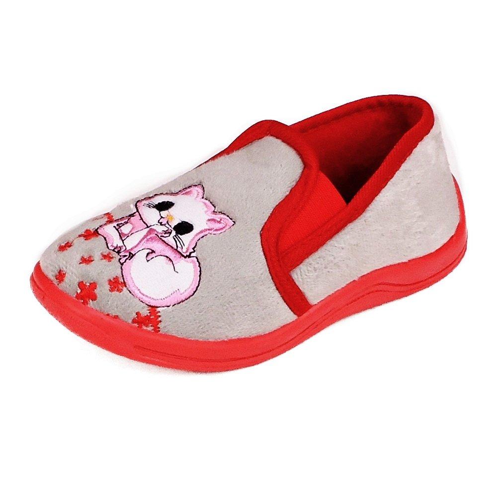 Enfants chaussons chaussures (154a) Chaussures pour enfants Enfant erhausschuhe Taille 28–34neuf 154A