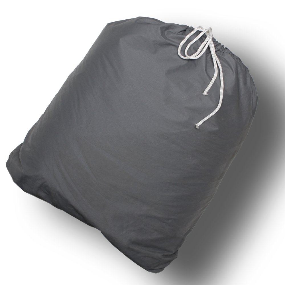 OxGord CTRK-940-28-F-Series 2 Door Long Bed Truck Cover Water-Proof 5 Layers Ready-Fit Semi Glove Fit