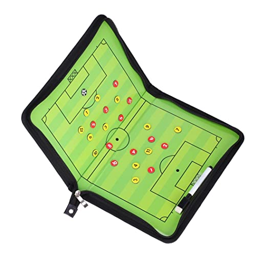 LouisaYork - Tabla magnética de Entrenamiento, fútbol/Entrenador ...