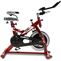 BH Fitness Unisex Adult SB1.4 Indoor Cycling Bike - Red, Medium