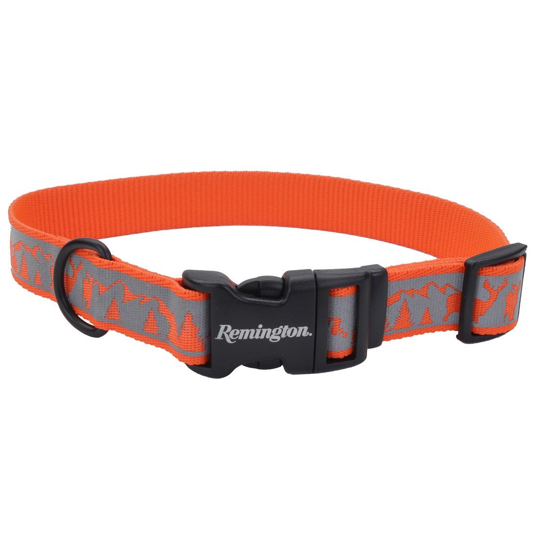 Coastal Pet Remington Orange Deer Mountain Hunting Reflective Collar 14-20'' by Coastal Pet