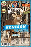 Venison (Deer) Original Jerky - No Preservatives, Nitrites, or MSG, GLUTEN FREE!