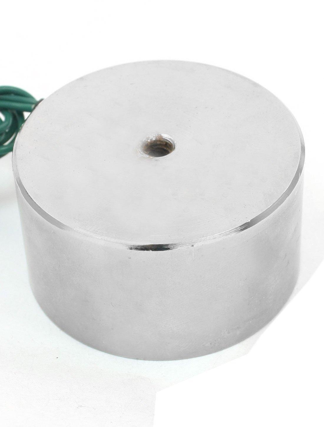 eDealMax Holding electroimán solenoide, imán elevador eléctrico DE 12 V DC, 50 kg / 110 lb.: Amazon.com: Industrial & Scientific