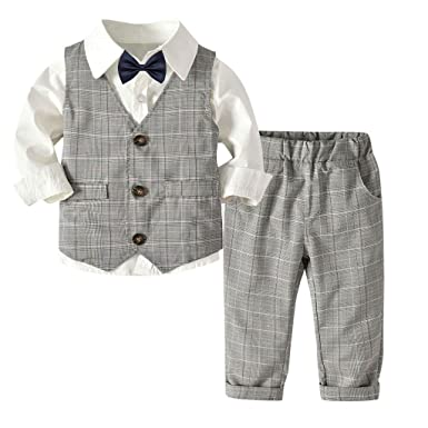 CSSD Clearance OuterwearConjunto de 4 piezas para bebés y niños ...