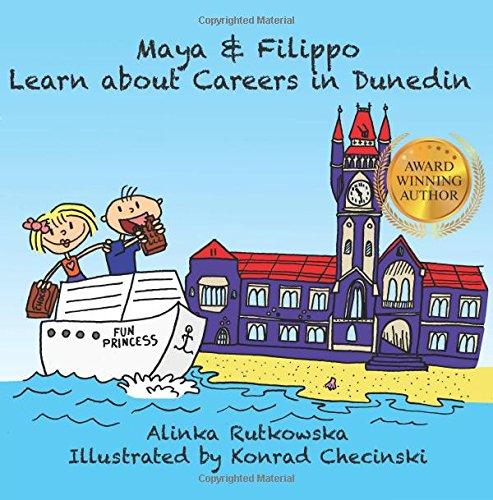 Maya & Filippo Learn about Careers in Dunedin pdf